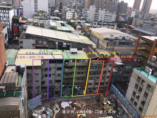 協助推動都更,台北市府於110年4月16日召開西門町更新案實施者與不願拆遷戶第1次公辦協調會。圖/台北市政府提供