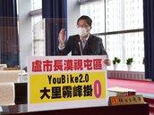 台中iBike2.0站點 遭批城鄉差距