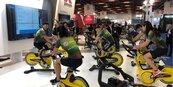 兩大健身房展店 掀商機卡位戰