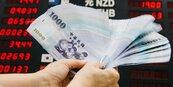新台幣狂升 10檔資產股抗跌