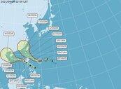 強颱璨樹恐來襲! 週六至下週一將受最大威脅
