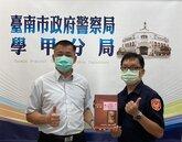 有幸福的感覺!台南警尋人高手找到2失蹤人口回家團聚