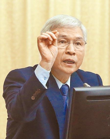 央行總裁楊金龍。圖/中時資料庫