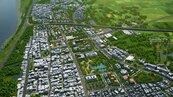 台南喜樹灣裡市地重劃內政部通過 相關工程年底發包