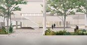 新竹百年北門市場明年重建完工 改走簡約現代風
