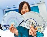 外資擴大匯出 新台幣 貶至一個半月新低