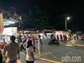 竹東中央市場夜市爆人潮 攤販急喊:不是讓你們來逛街