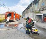 苗栗工廠氨氣鋼瓶爆炸 釀1死2傷