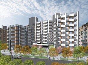 總預算8.5億!文山區和興水岸社宅明年12月完工