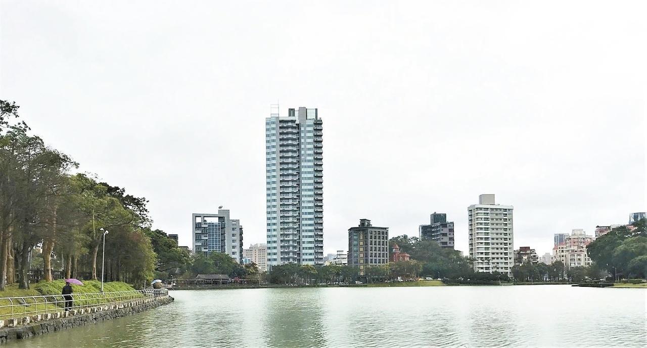內湖碧湖公園附近豪宅群聚、環境清幽,受高資產族青睞。記者游智文/攝影