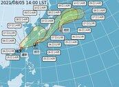 「銀河」、「妮妲」接力生成!三颱最新路徑出爐 中南部恐有9級強風
