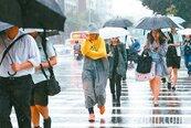 連日雨量達2427毫米 水利署:相當於一年平均雨量