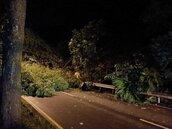 南投水里凌晨爆發土石流 台16線、集集線交通中斷