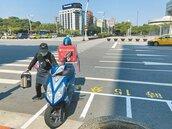 台北6、7月外送車禍多 釀1死312人傷