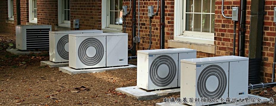 分離式冷氣主機,房東如果將電費綁在房租,房客猛開冷氣,房東很吃虧(大刊頭)