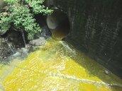 工廠強酸廢水污染社子溪 桃縣祭重罰