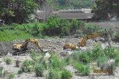 霧峰乾溪受損堤防搶修完成 復建工程持續中