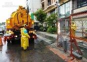 康芮颱風遠離 陳菊:加強市容復原、持續防災整備