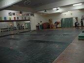 竹市民富國小舞蹈教室災損 核定移往二樓新設