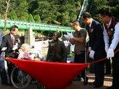 感念「白冷圳之父」磯田謙雄貢獻 雕像15日亮相