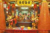 新竹城隍廟地下 真有古井