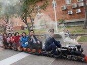 鐵道史料文物特展開幕 蒸氣小火車很吸睛