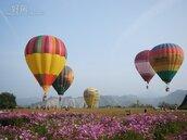 台南冬季熱氣球火舞藝術節 走馬瀨農場將登場