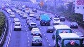 桃園春節壅塞路段 公路局加強交管措施
