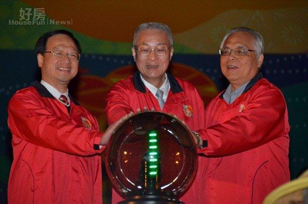 台灣燈會開燈10天 遊客高達355萬人次