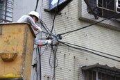 跨區違法佈纜破壞巿容 新北市嚴加規範