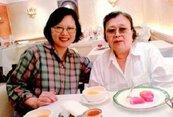 媽媽老化 改變了蔡英文
