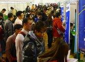 台南就博會近4500人參與 媒合率7成6