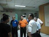 颱風威脅 新北議員前往各抽水站關切