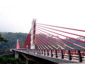全國最高脊背橋 鹿谷小半天22日通車