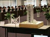 台中世界級地標 臺灣塔預計明年1月動工