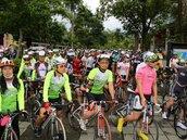 大雪山自行車挑戰賽 上千名選手挑戰爬坡山路
