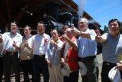 阿里山森林鐵道 盼列世界遺產