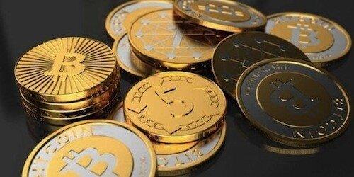 虛擬貨幣比特幣(圖/好房資料中心)