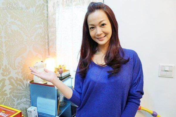 「奶茶妹」柯雅馨用集資方式在東京買屋。