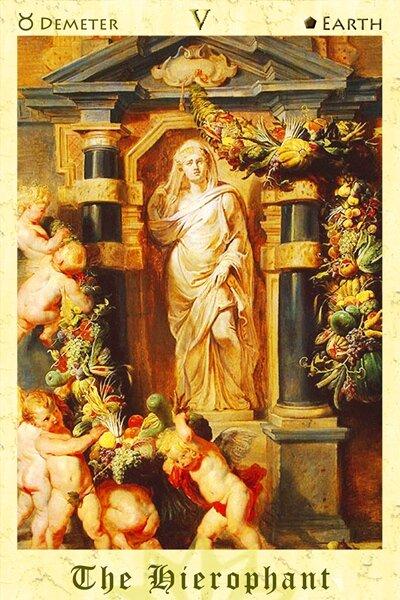 2.豐收女神Demeter