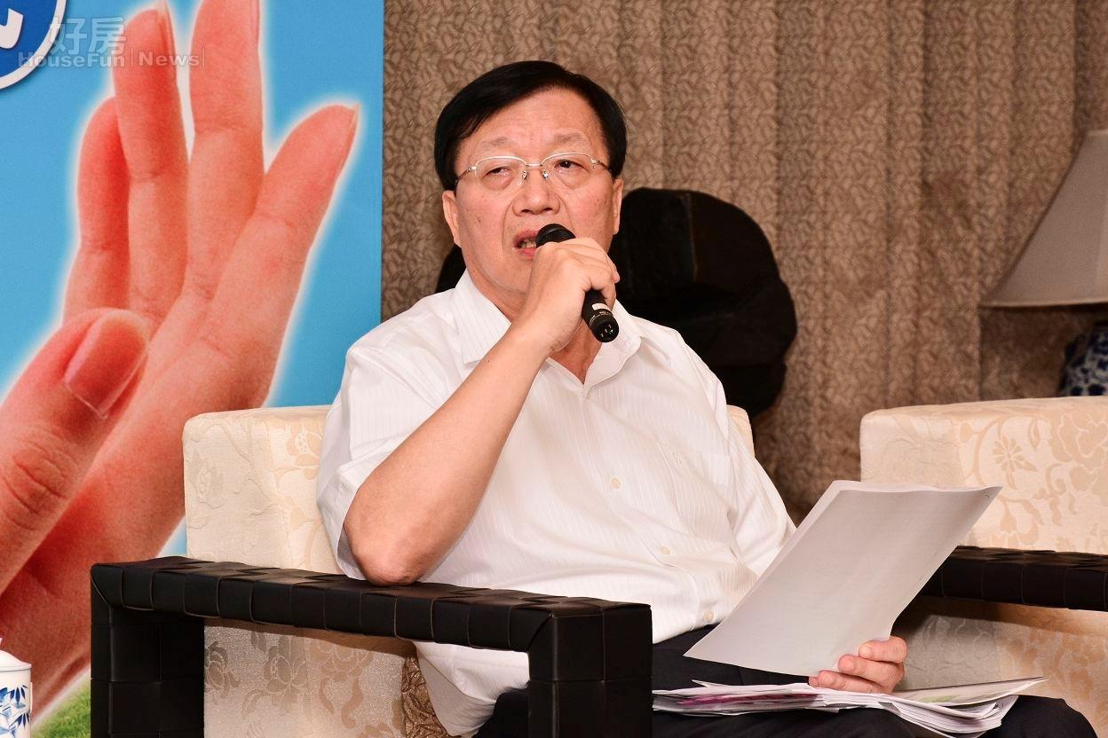 內政部長陳威仁。(好房News記者 陳韋帆/攝影)