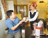 台鐵招人普悠瑪找服務員 最高給薪33K