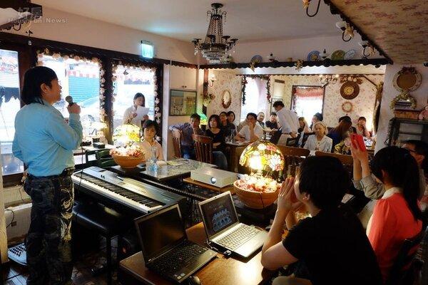 6.四月中邀請茶博士吳德亮老師舉辦品飲座談。