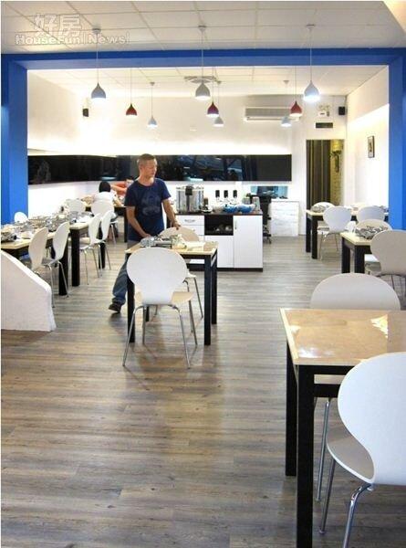 5.工業區的小店以午餐為主力,並配合上班族周休周日。