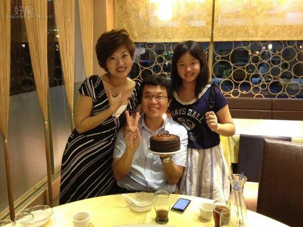 6.主播梅聖旻、吳中純夫婦,搶在SARS期間買下「世貿新城」中古屋。
