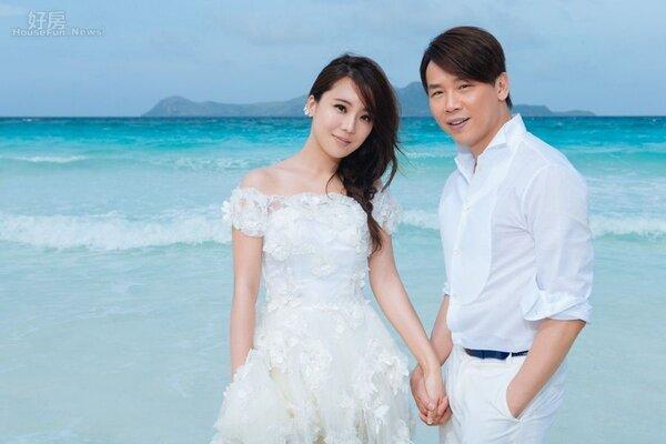 8娶到美嬌娘後,陶喆人生開始跨入另一個階段。(圖/偉大文化提供)