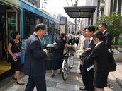 賴清德視察京都車站及公車系統 構築大台南公共運輸藍圖