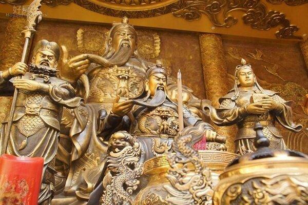 3當年原本要做攝影棚使用,因關公指示才蓋成廟宇。