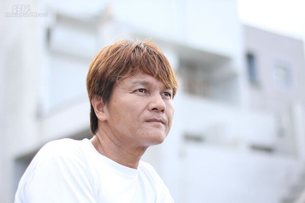 椰油國小教師顏子矞  台灣人蘭嶼蓋屋記