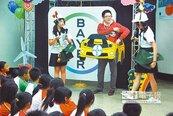 科技變戲法 學童體驗神奇